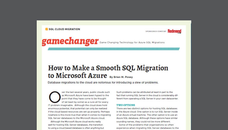 Make a Smooth SQL Migration to Microsoft Azure | Insight