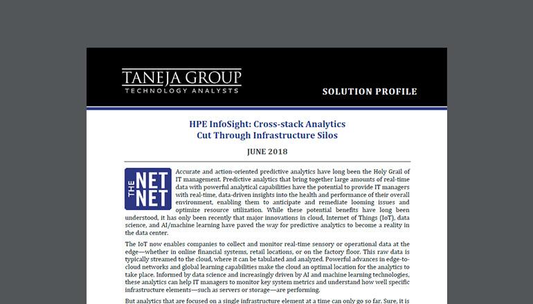 HPE | Product Portfolio | Insight