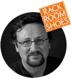 Headshot of Kevin McNall, Director of Digital Projects at Rack Room Shoes