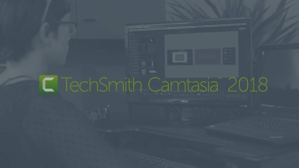 Image of Techsmiths Camtasia logo