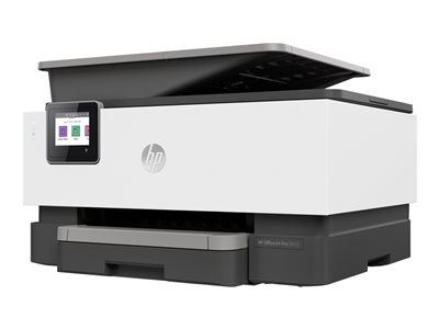 HP Officejet Pro 9010 All-in-One - multifunction printer - color