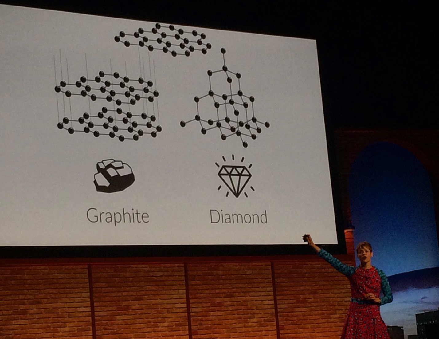 ISTE PowerPoint of graphite and diamond