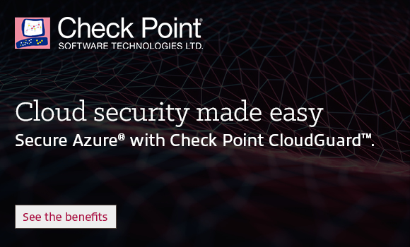 Check Point products ad