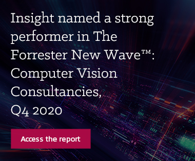 Forrester New Wave report ad