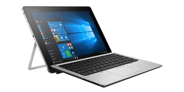 HP Elite X2 1012 product shot