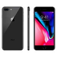 Black Apple iPhone 8