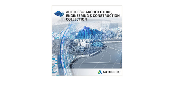 Autodesk Architecture, Engineering and Construction Collection box cover