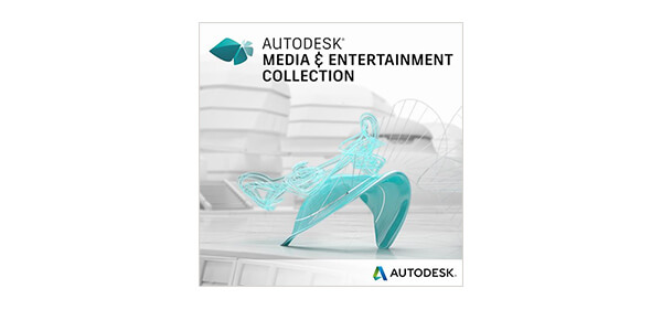 Autodesk Media and Entertainment Collection box cover