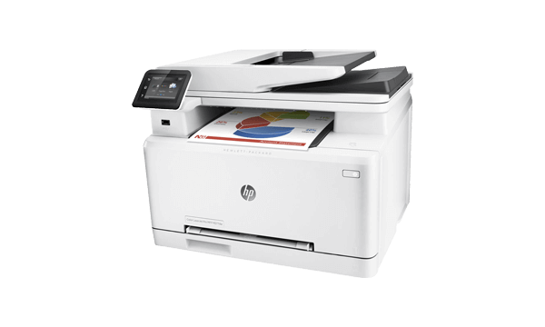 HP Color LaserJet Pro MFP M277dw - Multifunction printer