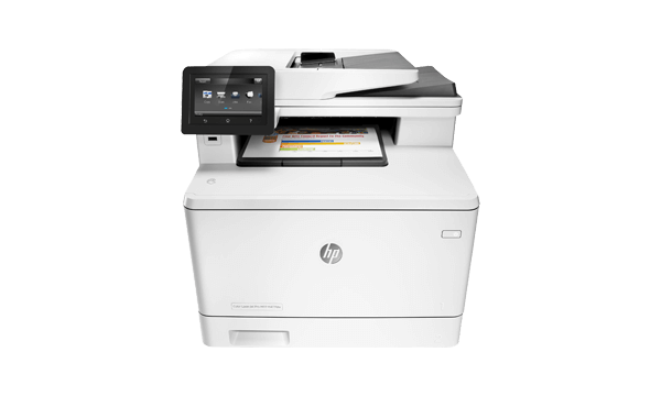 HP Color LaserJet Pro MFP M477fdw - multifunction printer