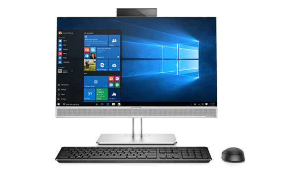 HP EliteOne 800 G4 - all-in-one - Core i5 8500 3 GHz - 8GB - 256GB - LED 23.8 - US