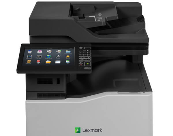 Lexmark CX825 Series printer