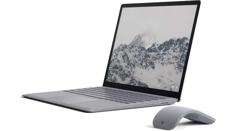 Surface Laptop product