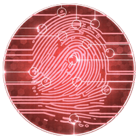 Electronic fingerprint detection