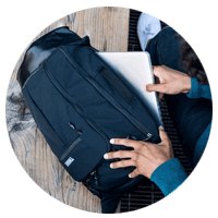 Thule backpack with laptop pocket