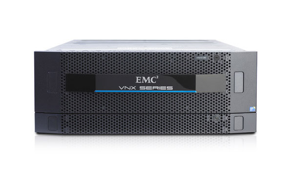 EMC data center storage server