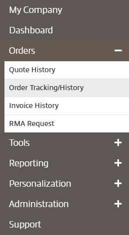 Knowledge base screenshot