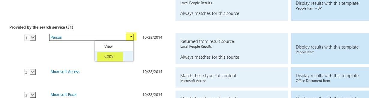 SharePoint Search 10