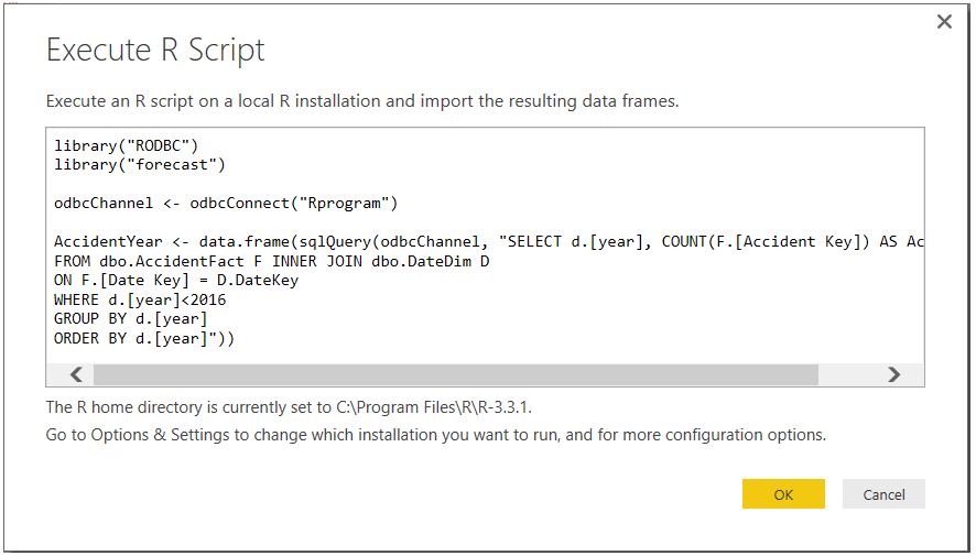 R Integration With Power BI | Insight