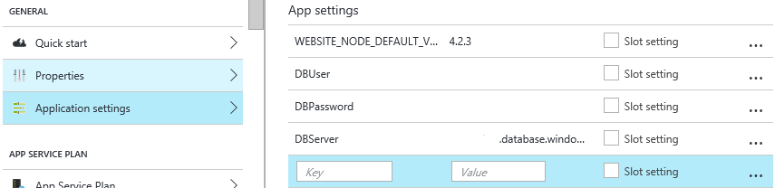 Creating a Node js REST API in Azure | Insight