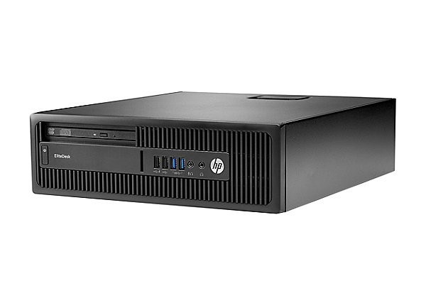 HP EliteDesk Microtower PC