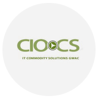 CIO-CS contract logo