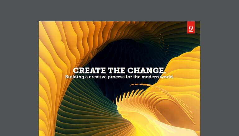 Create the Change Whitepaper Cover