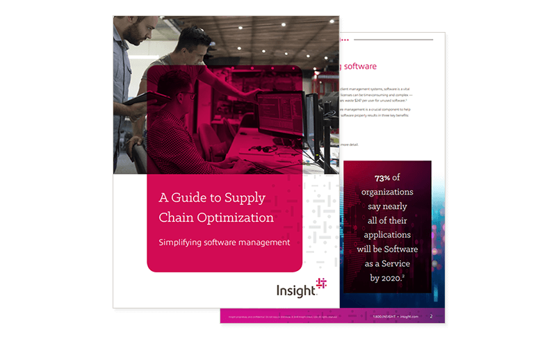 Report available to register to download. Supply Chain Optimization, Software.