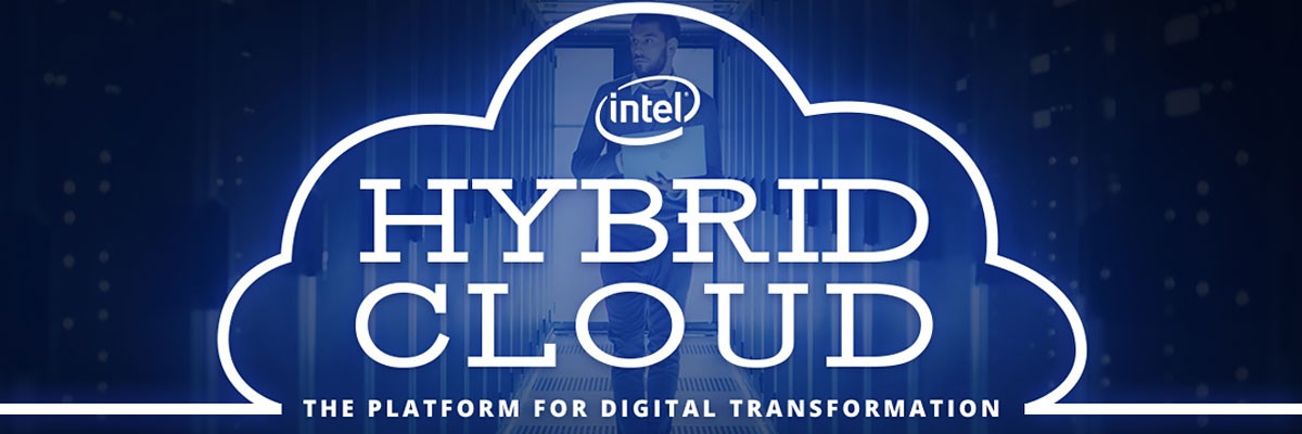 Hybrid Cloud - The Platform for Digital Transformation banner image