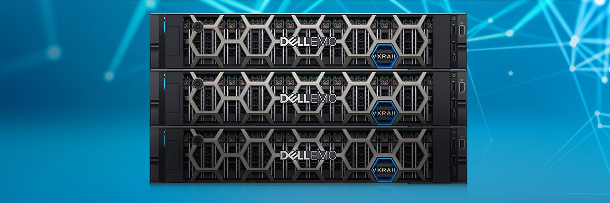 Top Reasons Why Customers Choose VxRail banner image
