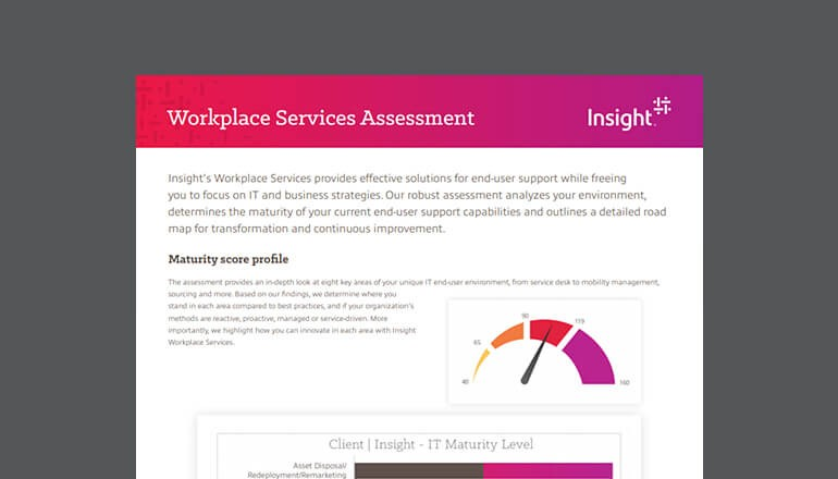 Workplace Services Assessment thumbnail