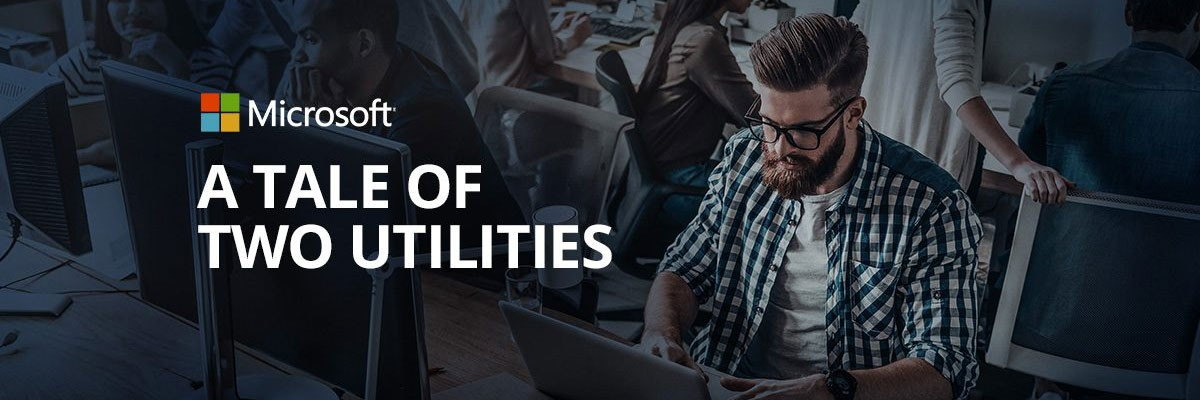 A Tale of Two Utilities banner image