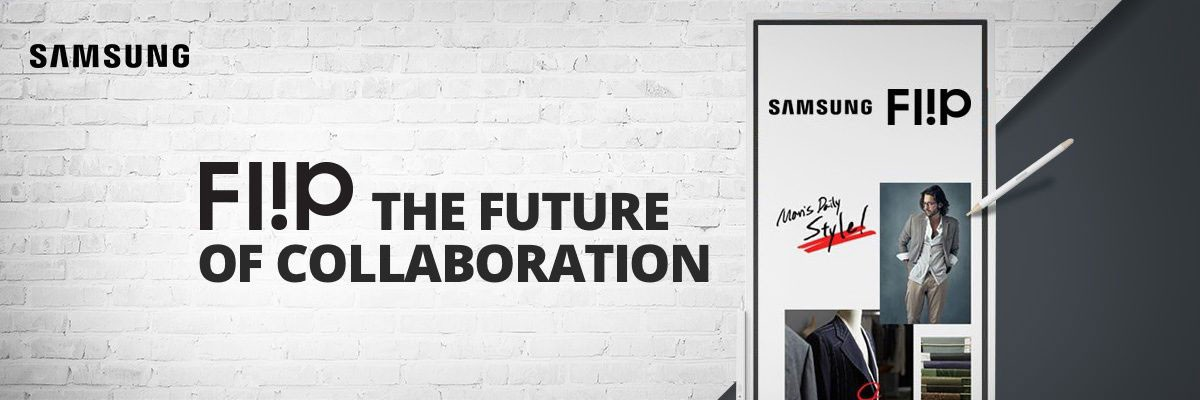 Flip the Future of Collaboration banner image