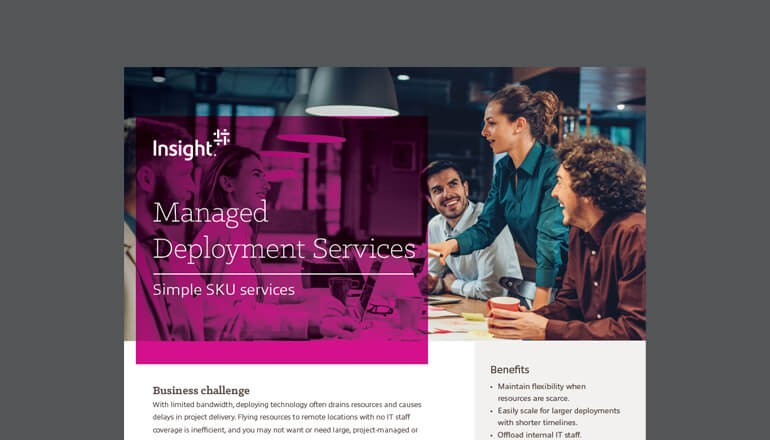 Managed Deployment Services thumbnail