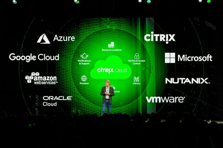 Citrix Cloud partners