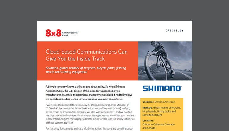 Cloud-based Communications Can Give You the Inside Track thumbnail