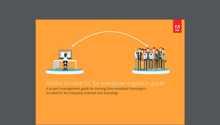 Adobe Acrobat DC for Enterprise Migration Guide thumbnail