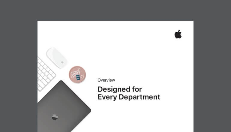 Designed for Every Department thumbnail