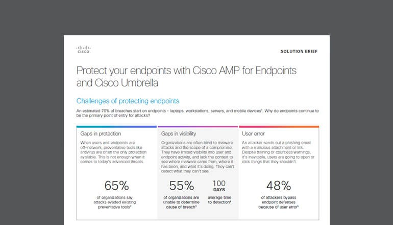 Protect Your Endpoints With Cisco thumbnail