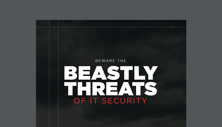 Beware the Beastly Threats of IT Security thumbnail