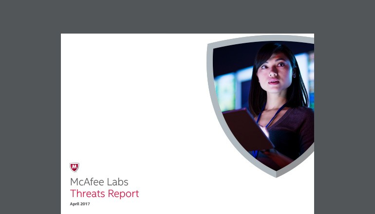 McAfee Labs Threats Report thumbnail