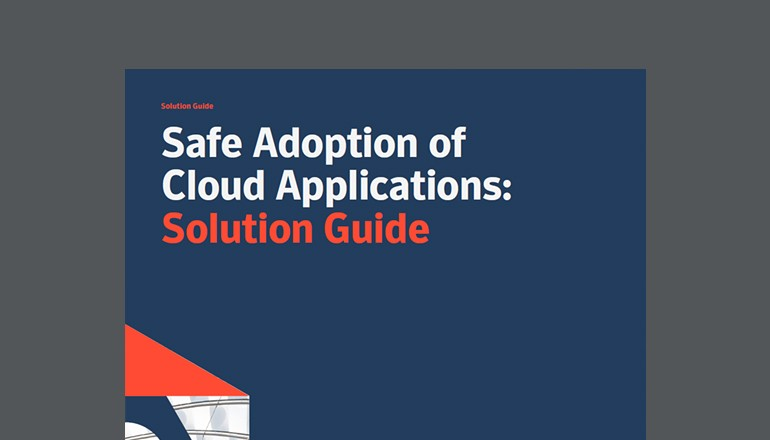 Safe Adoption of Cloud Applications cover