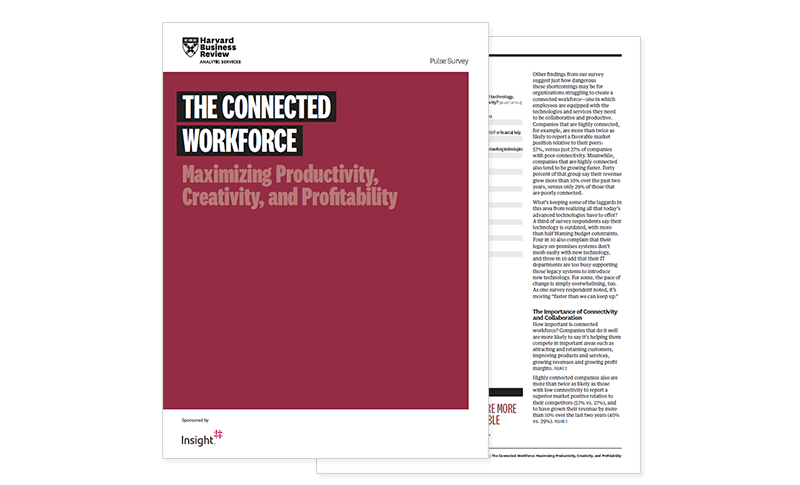 The Connected Workforce cover