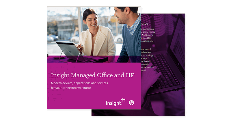 Insight Managed Office & HP devices ebook available to download
