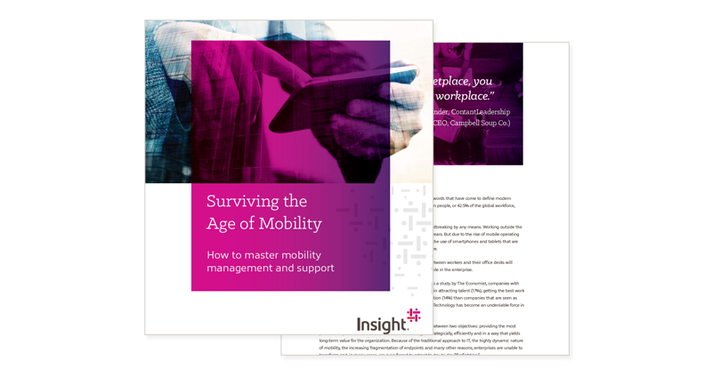 Surviving the Age of Mobility guide cover