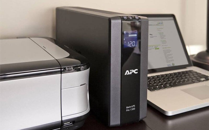 APC uninterruptible power supply lifestyle