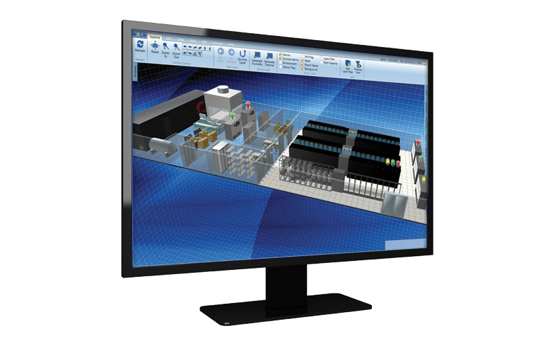 Eaton Visual Capacity Optimization Manager (VCOM)