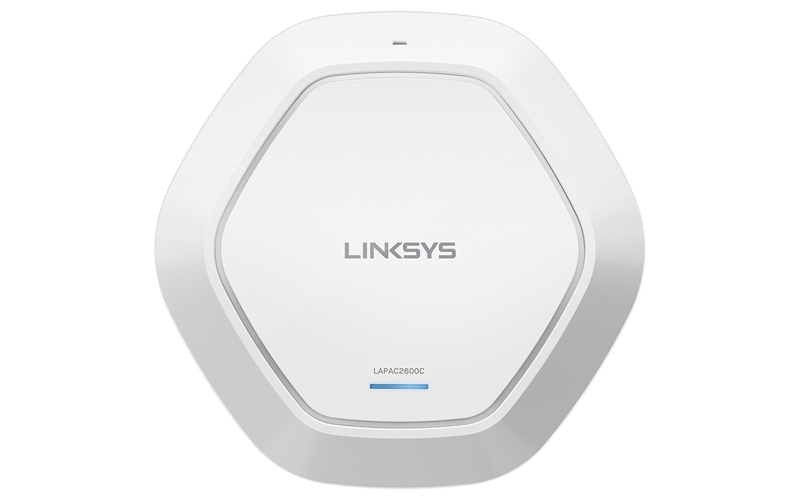 Linksys wireless access point LAPAC2600C product