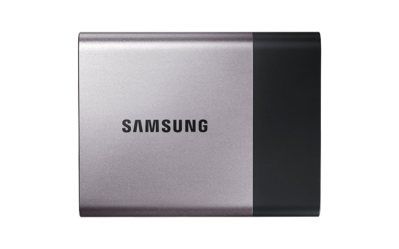 Samsung portrable solid state drive product